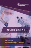INTERNACIONALES - MAESTRÍA EN EPIDEMIOLOGÍA CLÍNICA 2017-I