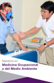 MAESTRIA EN MEDICINA OCUPACIONAL Y DEL MEDIO AMBIENTE 2016 - I - EXTRANJEROS
