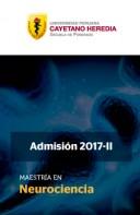 MAESTRÍA EN NEUROCIENCIA 2017-II