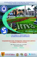 XIV CONFERENCIA IBEROAMERICANA DE EDUCACIÓN EN ENFERMERÍA