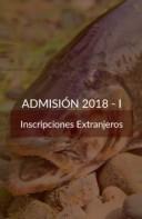 MAESTRIA EN SANIDAD ACUICOLA - DERECHO DE INSCRIPCION